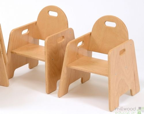 Infant Chair 14cm Pack of 2