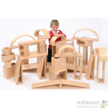 Brico Blocks (Set of 40)