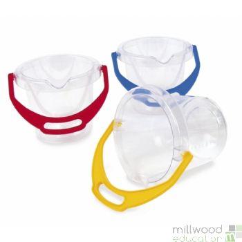 Transparent Buckets