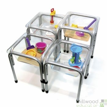 Water Play Set Of 4