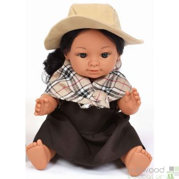 Dolls Clothes Latino Girl