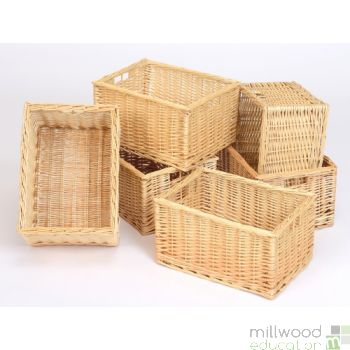 Willow Baskets DEEP