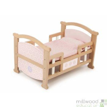 Dolls Cradle Cot