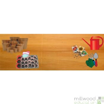 Role Play Mat (Potting Bench)