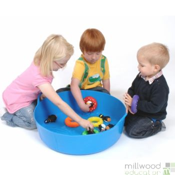 Tubtrugs® Water/Sand Pit with Cover
