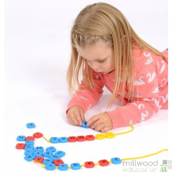 Letter Beads a-z
