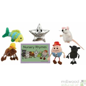 Traditional Story Set Nursery Rhymes