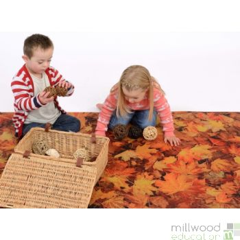 Leaves Nature Playmat