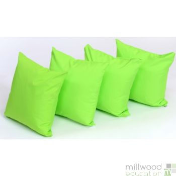 Picnic Cushion Set Lime