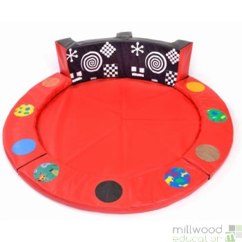 Curiosity Curve and Multi-Sensory Mat