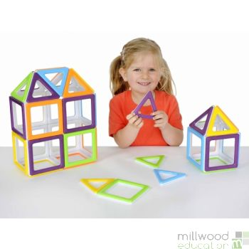 Megamag Polydron (Set of 36)