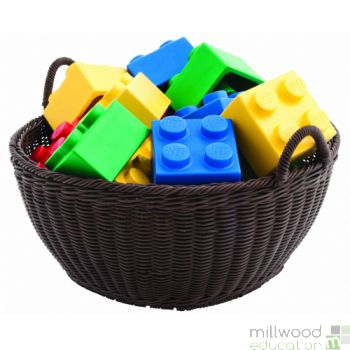 Plastic Baskets Chocolate