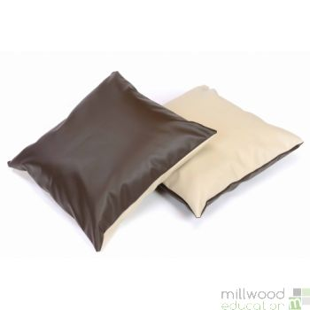 Large Floor Cushion Choc