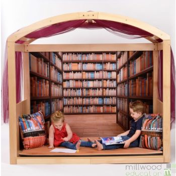 Library Scene Setter