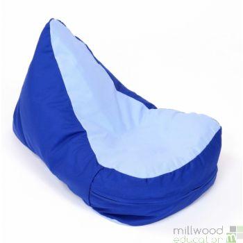 My First Bean Bag - Light Blue Seat