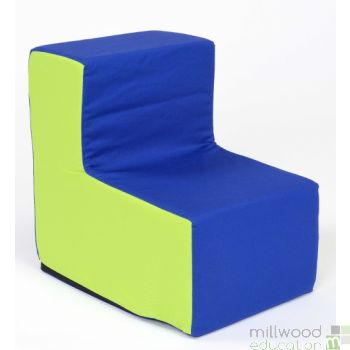 Pre-School Blue/Lime Chair