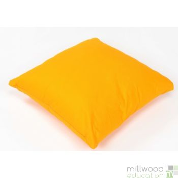 Large Floor Cushion - Yellow