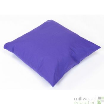 Large Floor Cushion - Purple