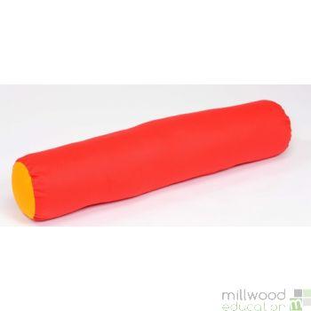 Bolster Cushion - Red