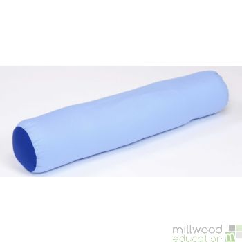 Bolster Cushion - Light Blue