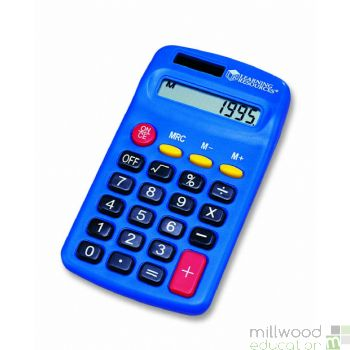 Primary Calculator Pack (Set of 10)