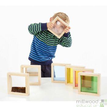 Large Square Sensory Blocks