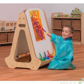 Double Sided 2 in 1 Easel