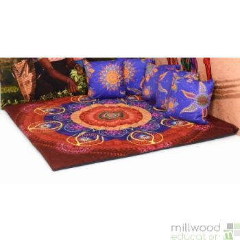 India Floor Mat