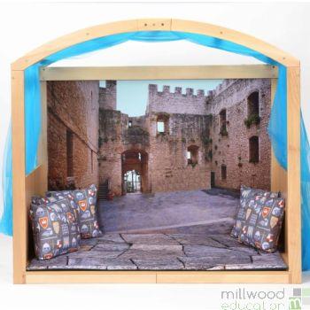 Castle Scene Setter