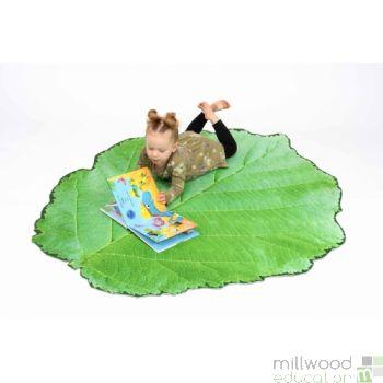 Giant Leaf Playmat