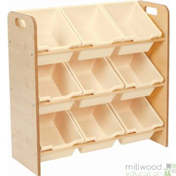 Mini and Toddle Classroom Tidy Magnolia Trays