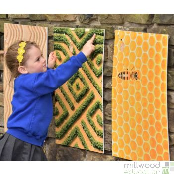 Nature Finger Tracing Boards