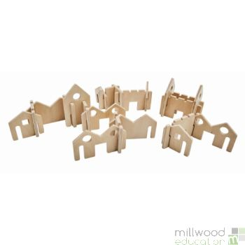 Happy Architect Building Set