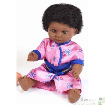 Dolls Clothing Chinese Girl