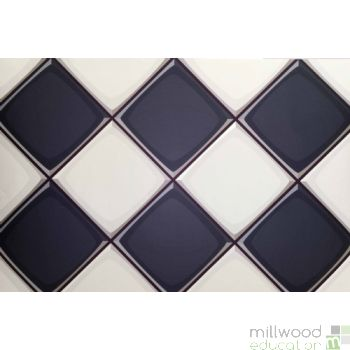 Role Play Flooring Mat Kitchen Tiles