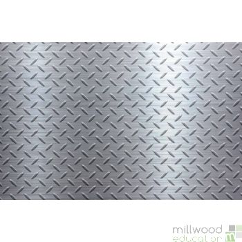 Role Play Flooring Mat (Metal)