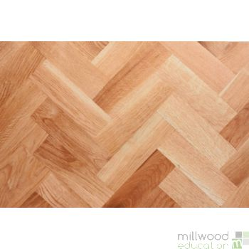 Role Play Flooring Mat (Parquet)