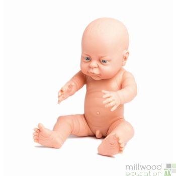 Baby Doll European Boy Doll