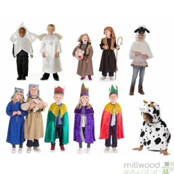 Nativity Dressing Up Costumes
