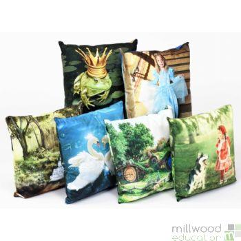 Cushions - Fairytale
