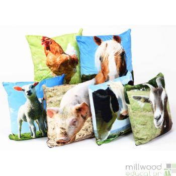 Cushions - Farm life