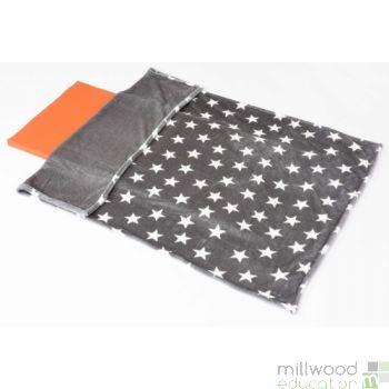 Blankets - Grey Stars