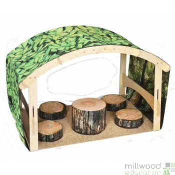 Tree Canopy Cover for Folding Den PT277