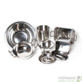 Mud Kitchen Bowl Pack