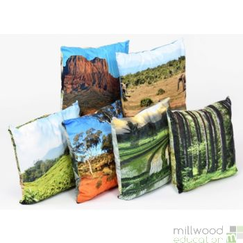 Animal and Habitat Cushions