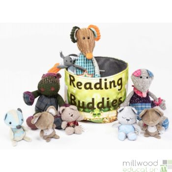 Reading Buddies Tub