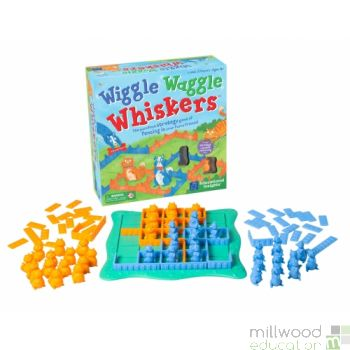 Wiggle Waggle Whiskers