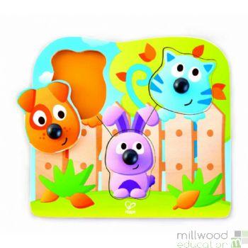 Peg Puzzles Pet