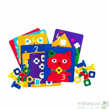 Nuts and Bolts Activity Cards