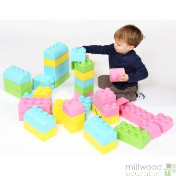 Big Block Construction Set